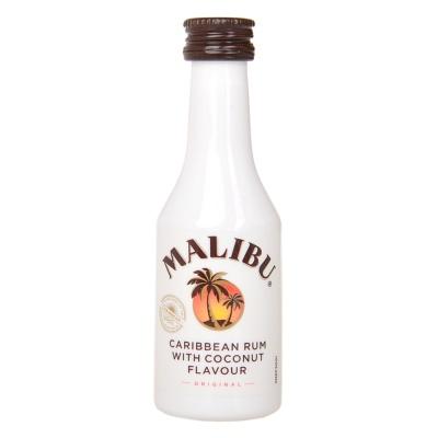 Malibu Rum 50ml