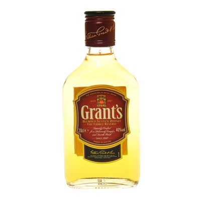 Grants Blended Scotch Whisky The Family Reserve 200ml