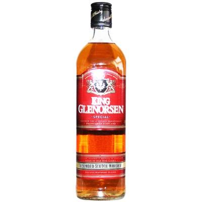 格兰森王牌调和苏格兰威士忌 700ml