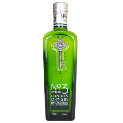 No.3 London Dry Gin 700ml