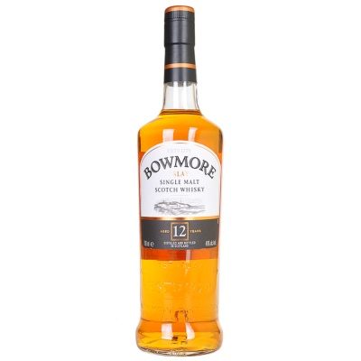 Bowmore Islay 12 Years Single Malt Scotch Whisky 700ml