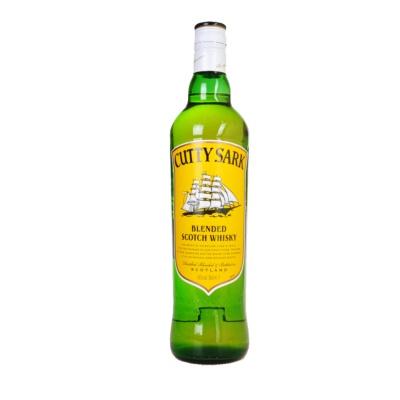 Cutty Sark Blended Scotch Whiskey 700ml