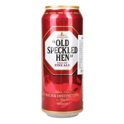 格林王火鸟牌麦芽啤酒(听装) 500ml