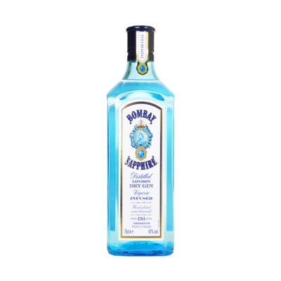 Bombay Sapphire Distilled Dry Gin 750ml