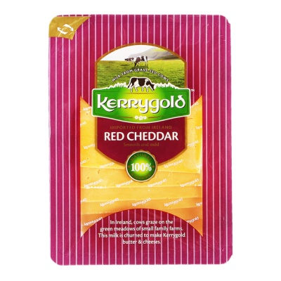Kerrygold Mild Red Cheddar Slices 150g