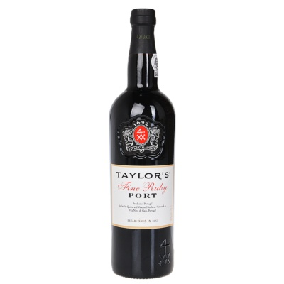Taylor's Fine Ruby Port 750ml