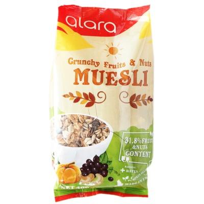 Alara Crunchy Fruits & Nuts Muesli 400g