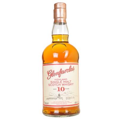 格兰发可拉10年单一麦芽威士忌 700ml