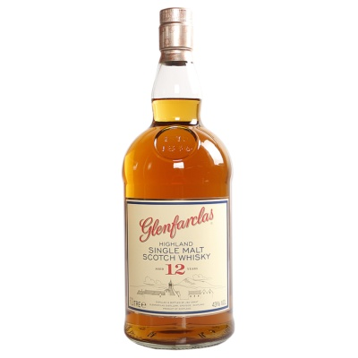 Glenfarclas Highland Single Malt Scotch Whisky 1L