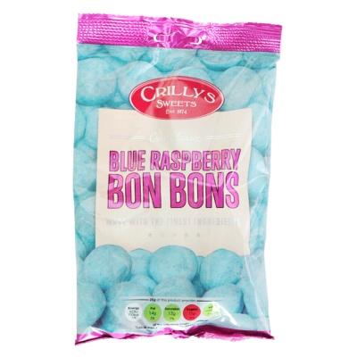 Crillys Blue Raspberry Bon Bons 160g