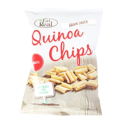 Eat Real Quinoa Chips (Plain) 80g