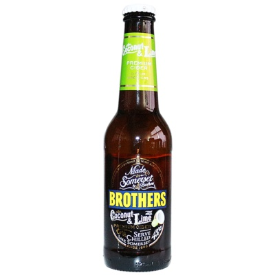 Brothers Coconut And Lime Cider 275ml