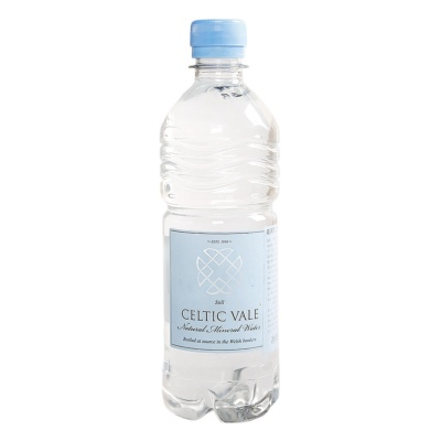 Celtic Vale Natural Mineral Water 500ml