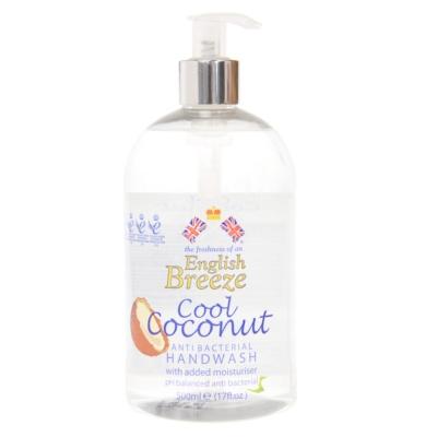 English Breeze Cool Coconut Hand Wash 500ml