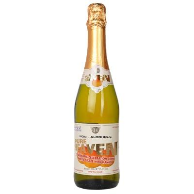 Pure Heaven Sparkling Drink Mango & White Grape 750ml