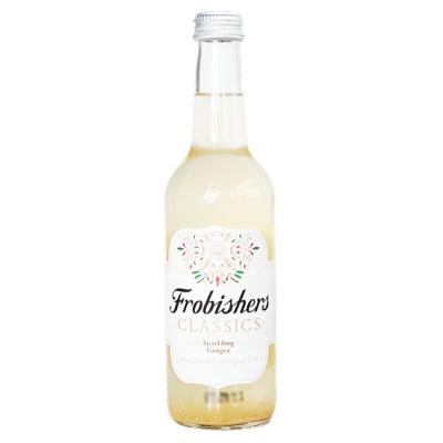 Frobishers Ginger Apple Sparkling Juice Drink 330ml