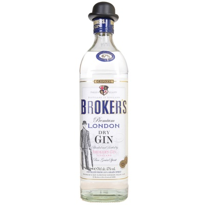 Broker's London Dry Gin 700ml