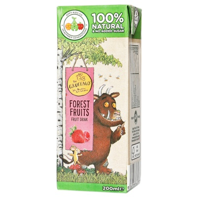 Appy Kids Co Apple&Strawberry&Raspberry Drink 200ml