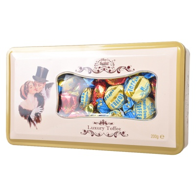 Sasa's Sweetrip 1886 Classic Toffees 200g