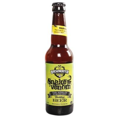 Brewmeister Snake Venom Beer 67.5° 330ml