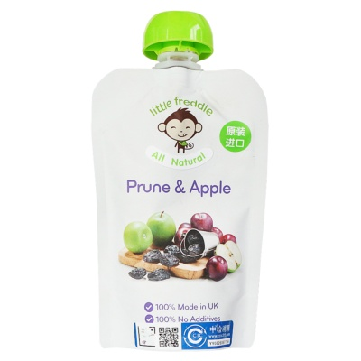 Little Freddie Prune & Apple Sauce 90g