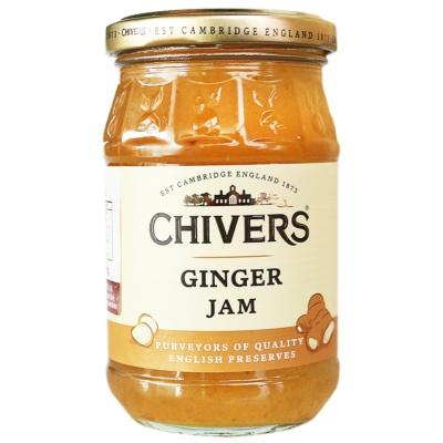 Chivers Ginger Jam 340g