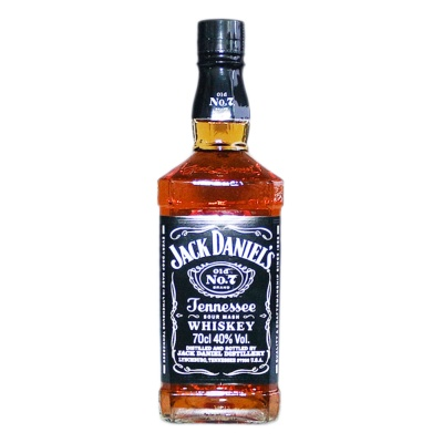 杰克丹尼田纳西州威士忌特别定制版(马口铁盒装) 700ml