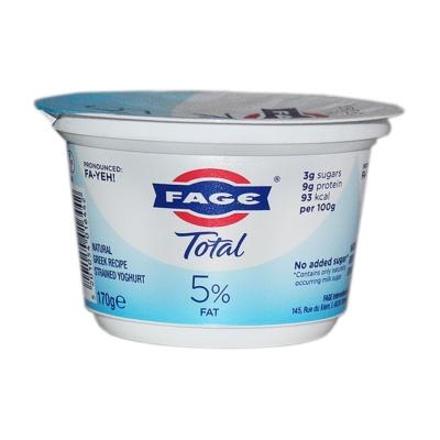 Fage Natural Yoghurt 170g
