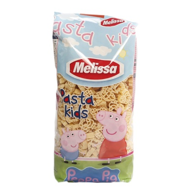 Melissa Peppea Pig Pasta for Kids 500g