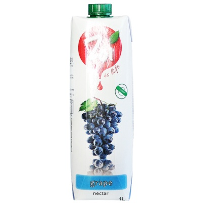 Zol Grape Juice 1L