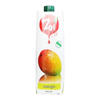 Zol Mango Fruit Juice Drink 1L