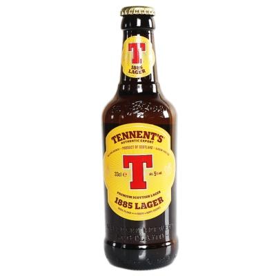 T Premium Scottish Lager 330ml
