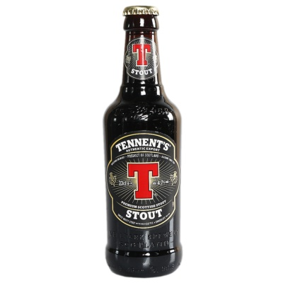 T Premium Scottish Stout 330ml