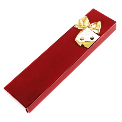 Hamlet Chocolate Bow Gift Box(Red) 50g