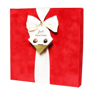 Hamlet Assorted Chocolate(Red Satin Gift Box) 250g