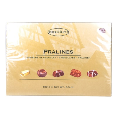 Hamlet Chocolates (Gold Gift Box) 180g