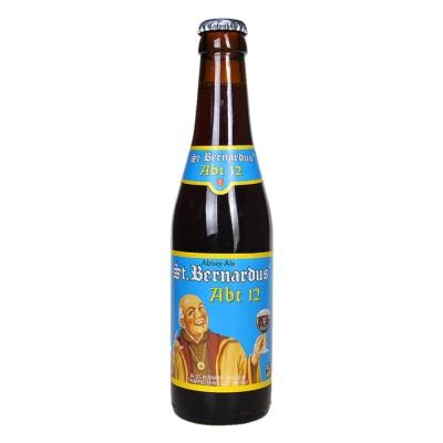 圣伯纳12号啤酒 330ml