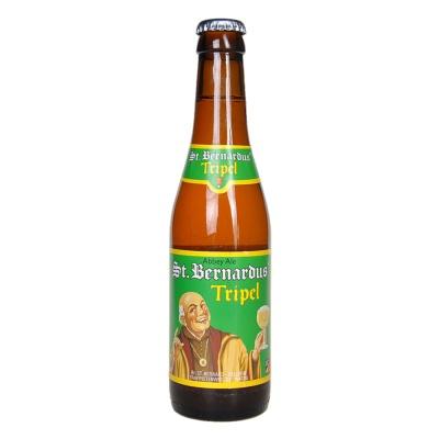 圣伯纳10号啤酒 330ml