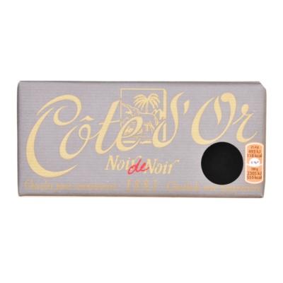 Cote D'or noir Chocolate 150g