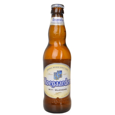 Hoegaarden Wit-Blanche Wheet Beer 330ml