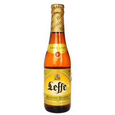 Leffe Blonde Beer 330ml