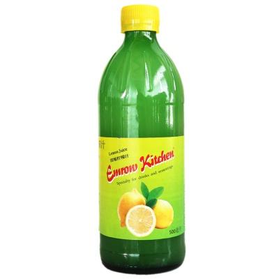 Emrow Kitchen Lemon Juice 500ml