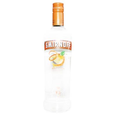 Smirnoff Orange Flavoured Vodka 700ml