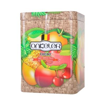 昂克利尔混合水果味软糖 125g