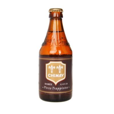 智美金帽啤酒 330ml