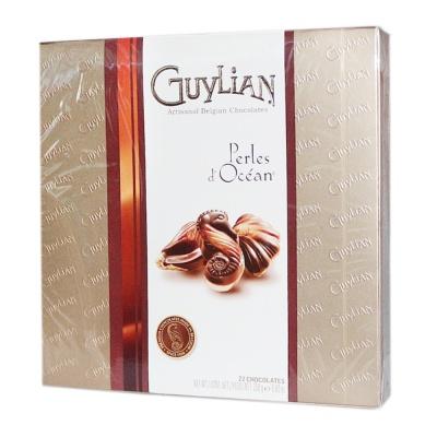吉利莲金贝壳型巧克力制品礼盒 250g
