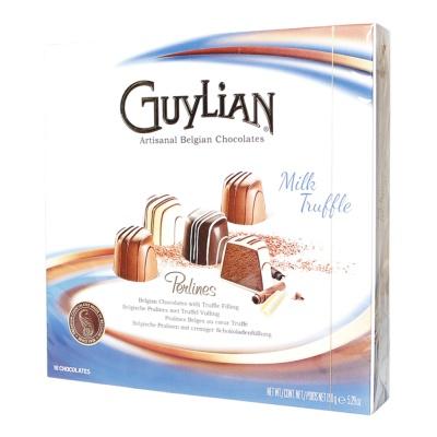 Guylian Truffles Milk Chocolate Gift Box 150g