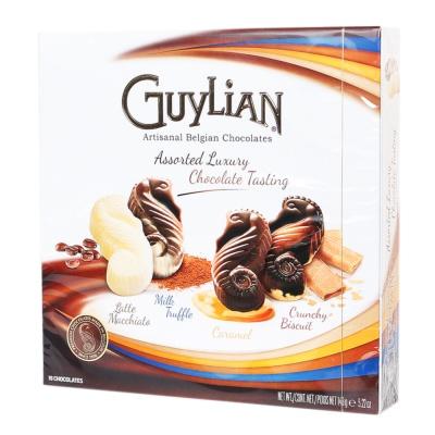 Guylian Hippocampus-Shaped Chocolate Gift Box 148g