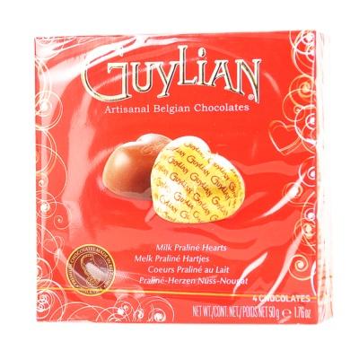 Juylian Artisanal Belgian Chocolates 50g