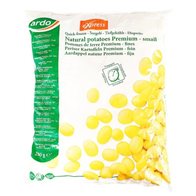 Ardo Frozen Small Potatoes 2.5kg